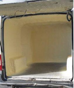 konteyner izolasyon